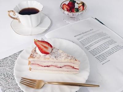 時飴冬季口味「草莓千層蛋糕」