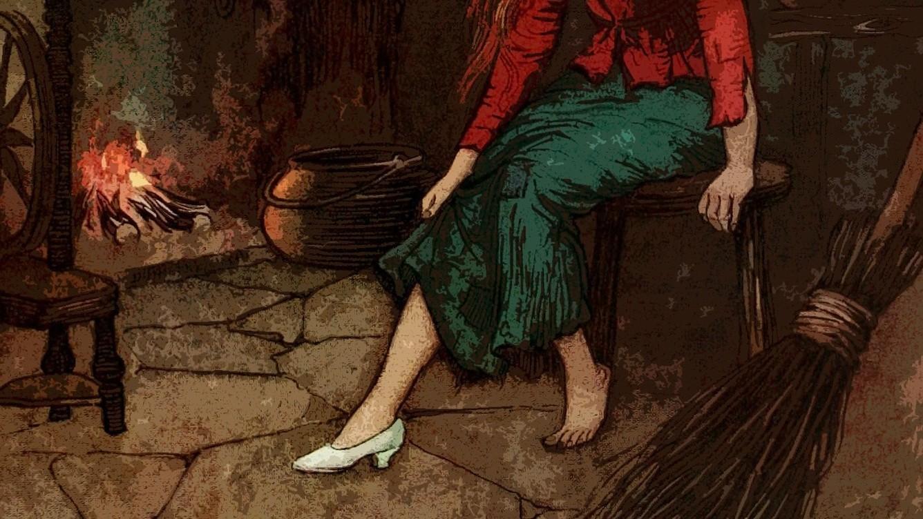 ▲灰姑娘。(圖/取自免費圖庫pixabay)