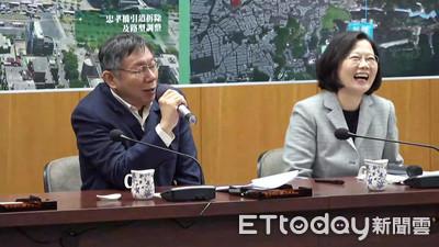 陳文茜:民進黨找柯P合作才會贏