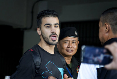 曾參與示威遭清算 巴林國腳被捕