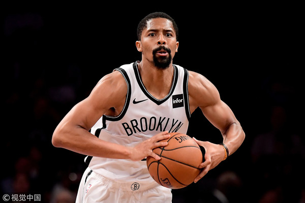 ▲▼丁迪威(Spencer Dinwiddie)(圖/CFP)
