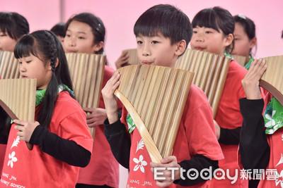排笛、直排輪讓偏鄉學童活出精彩