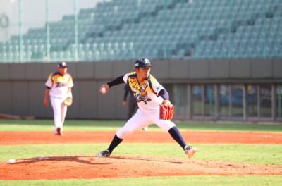 相澤健勝:沒進中職就放棄棒球路