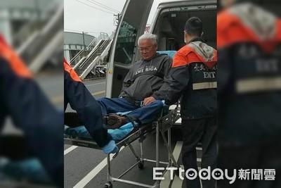 范可欽摔斷3肋骨 嗆公車司機:一定告死你