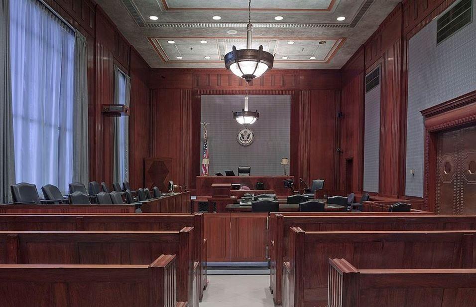 ▲法庭示意圖(圖/取自免費圖庫pixabay)