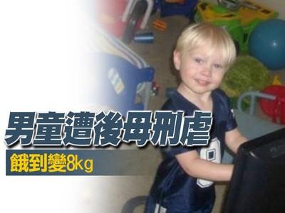 男童遭後母關壁櫥虐待 餓到剩8kg似骷髏