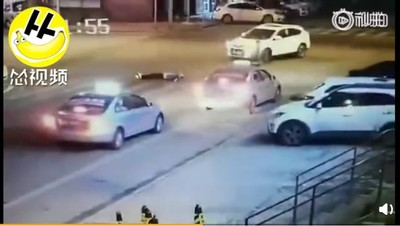 爆頭男倒馬路 連閃4車仍被輾斃