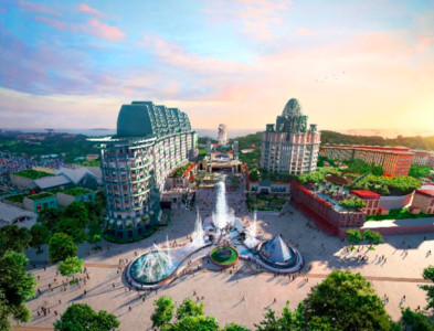 親子旅遊首選新加坡聖淘沙島!