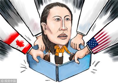 《多維》:加拿大夾中美間左右為難