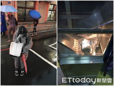 女童搭公車誤投千元鈔嚇哭 結局超暖心