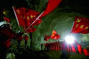12公里新八達嶺隧道貫通