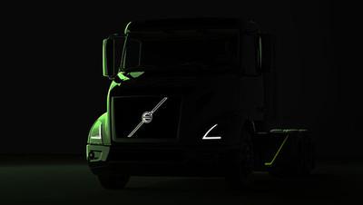 VOLVO電動卡車加州測試明年開賣