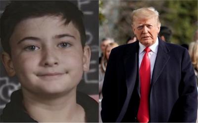 11歲男孩姓川普遭霸淩 被迫輟學改姓