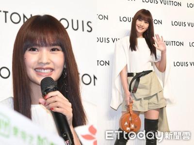 楊丞琳逆齡用16歲童顏站台LV