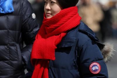 孟晚舟案延燒 加國羽絨品牌取消開幕