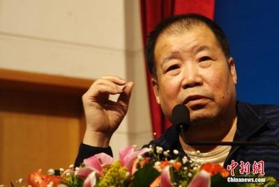 二月河今病逝北京享壽73歲
