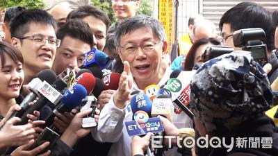 陳景峻恐遭開鍘 柯P:民進黨喊合作卻不友善