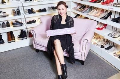 Bonbons 原創設計女鞋的創辦人