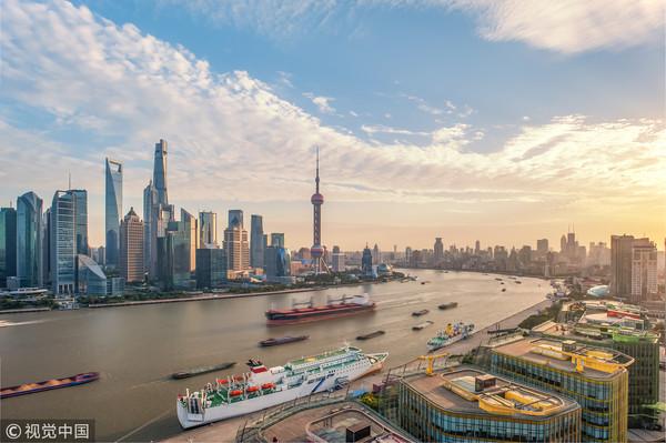 ▲▼上海景色。(圖/CFP)