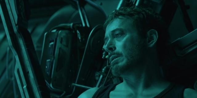 ▲▼鋼鐵人《復仇者聯盟4》劇照。(圖/翻攝自Youtube/Marvel)