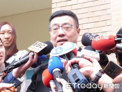 卓榮泰:改造民進黨「不留情份、沒有上限」