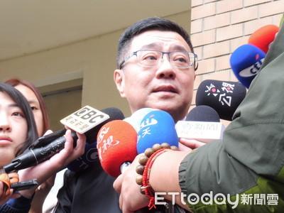 卓榮泰預告:明天和賴清德談離職日