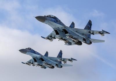 烏克蘭Su-27墜毀 飛行員殉職