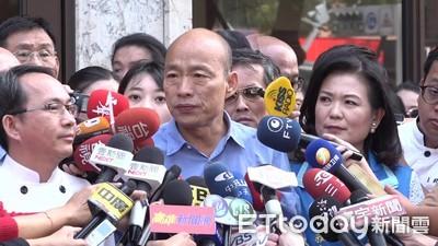 韓國瑜:感謝許多人成全我的「任性」