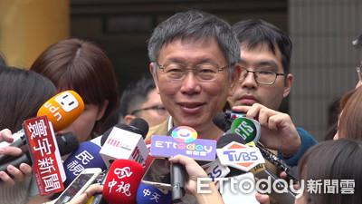 陳思宇辭局長選立委 柯文哲:何必脫褲子放屁