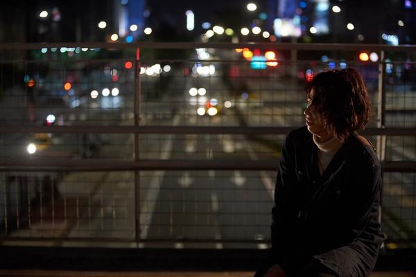 比悲傷更悲傷的故事拍攝場景-西門町天橋