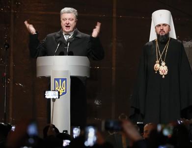 烏克蘭東正教脫離俄國教會!