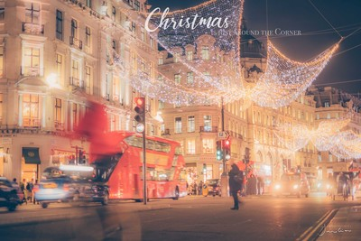 台攝影師分享「2018倫敦耶誕風景」