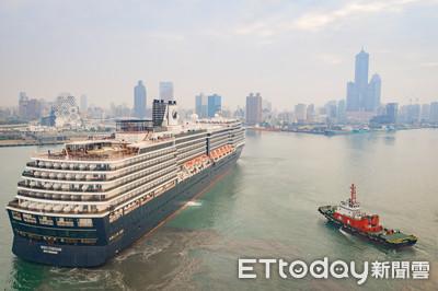威士特丹號1確診曾停高雄上千旅客下船玩 衛生局回應了