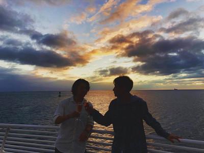 SJ銀赫「今天是七週年」曬合照