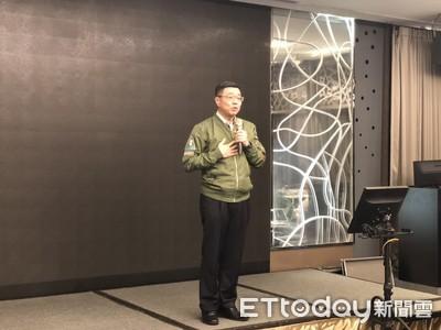 卓榮泰主席選舉不貼標籤、不出惡言