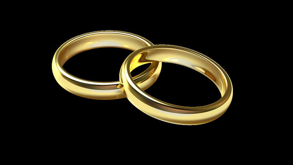 ▲▼ 金戒指。(圖/取自免費圖庫pixabay)