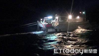 台南海巡又查獲違規拖網 今年31件35船