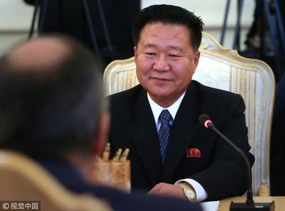 美制裁崔龍海等北韓高級領導幹部