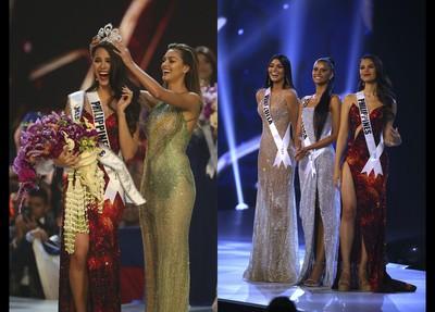 環球小姐揭曉!24歲菲律賓佳麗奪冠