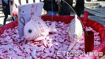 2018日本最好拍!櫻花妹最愛打卡景點Top5 粉紅鯛魚御守美炸天