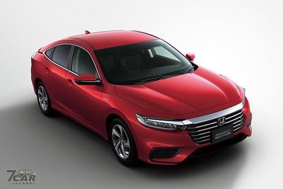 Honda第3代Insight日本開賣