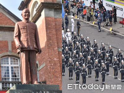 拆蔣公銅像、撤三軍儀隊 國民黨轟促轉會