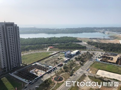 國際飯店、遊艇俱樂部動工 新安平華麗轉型