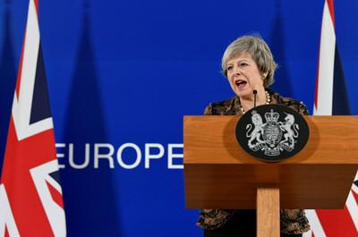 突破僵局 梅伊:下月表決脫歐協議