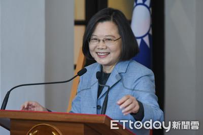 蔡英文:各政黨別再提九二共識