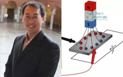 復旦學者三維觀測到量子霍爾效應