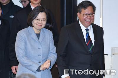 呂秀蓮:鄭文燦當副手「無法批韓柯帶職參選」