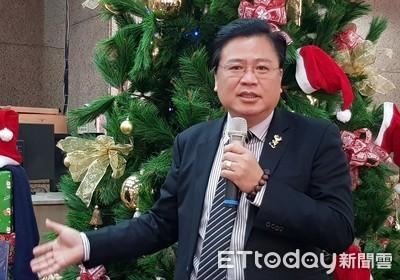 許舒博:媽祖沒說我不能選壽險公會理事長