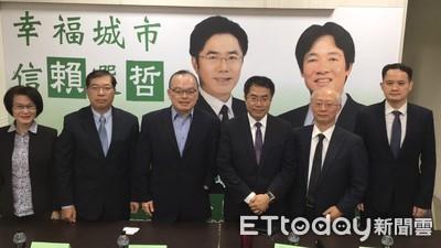 黃偉哲小內閣 許育典出任副市長