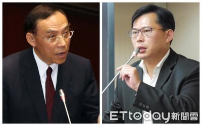 黃國昌籲小英換法務部長 網喊:你直接上位